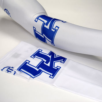 University of Kentucky White Arm sleeve