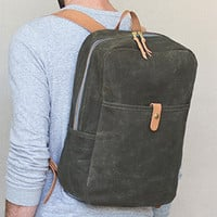 Winter Session | Day Pack (Olive/ Nat)