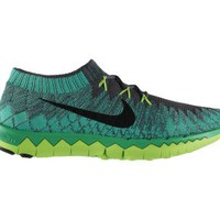 Nike Free 3.0 Flyknit Men's Running Shoes - Dark Grey