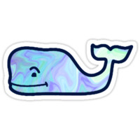 Vineyard Vines Holgraphic Whale by tumblur