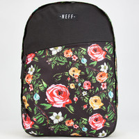 Neff Daily Rosal Empire Floral Backpack Black Combo One Size For Women 25832114901