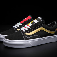 Vans  Classic Canvas Leisure Shoes