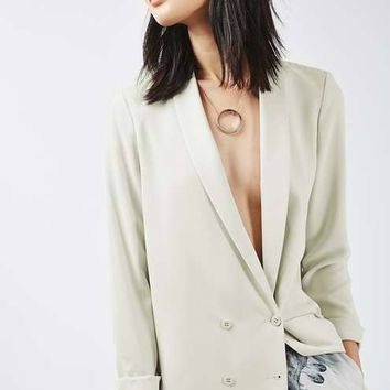 TALL Slouchy Blazer - Jackets & Coats - Clothing