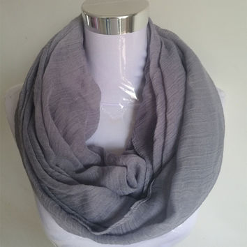 New fashion Solid Color Scarves burbry Circle Loop Women Infinity Scarf Luxury Brand Kallove For Ladies Shawl women Scarves