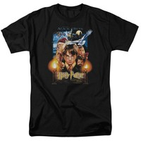 Harry Potter - Movie Poster T-Shirt
