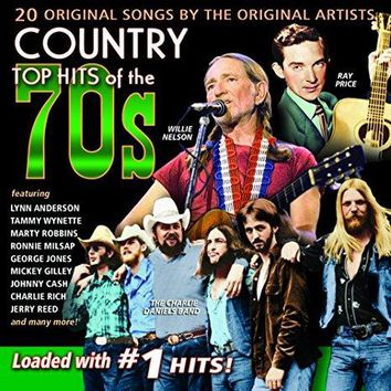 Various Artists - Country Top Hits Of The 70's