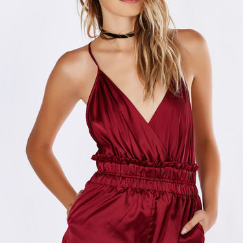 The Feels Romper