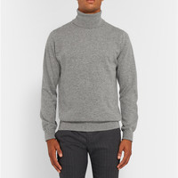 William Lockie - Oxton Rollneck Cashmere Sweater | MR PORTER