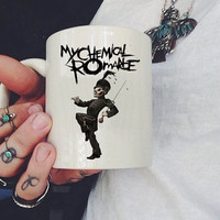My Chemical Romance  Mug, Ceramic Mug, Coffee Mug, tea mug,