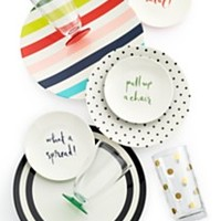 Dinnerware, kate spade new york Outdoor Dining & Picnic - Macy's