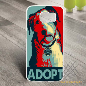 Adopt Dog Custom case for Samsung Galaxy
