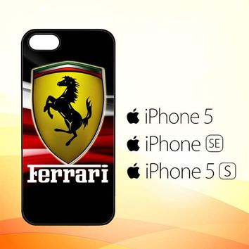 Ferrari Z3062  iPhone 5|5S|SE Case