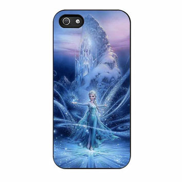 the art elsa disney frozen cases for iphone se 5 5s 5c 4 4s 6 6s plus