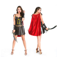 Halloween Cosplay Roman Costume [8978887879]