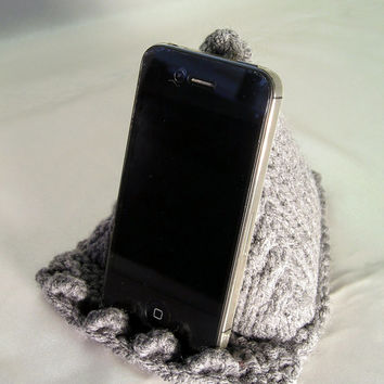 Cell Phone Pillow Stand