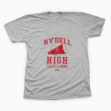 rydell high cheerleading TShirt Tee Shirts For Men and women with variant color for Unisex Size