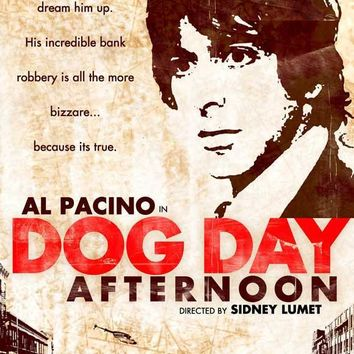 Dog Day Afternoon 27x40 Movie Poster (1975)