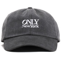 Amsterdam Polo Hat Charcoal