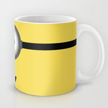 Minion Mug by Bearded Manatee