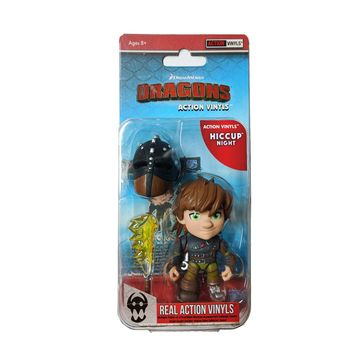 Loyal Subjects How to Train Your Dragon Hiccup Night Action Vinyl Figure