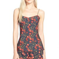 Women's Ted Baker London 'Cynaria' Floral Print Camisole,