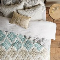 Zala Quilt by Anthropologie