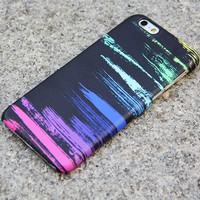 Rainbow Graffiti Galaxy S8 SE Case  Case Galaxy S7 Edge Plus Case 003