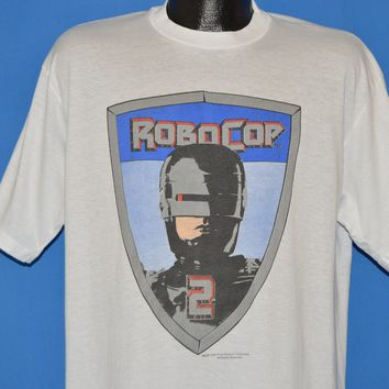 90s RoboCop 2 Movie t-shirt Extra Large