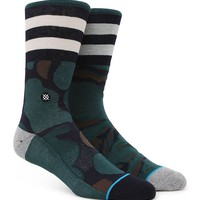 Stance Roach Crew Socks - Mens Socks - Camo - One