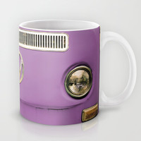 Summer of Love - Radiant Orchid Mug by Olivia Joy StClaire