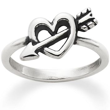James Avery Loves Arrow Ring | Dillard's