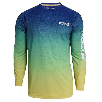 Men's Ombre L/S UV Fishing Shirt