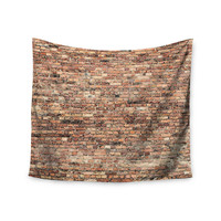 Brick Wall Custom Printed Unique Dorm Decor Apartment Decor Trendy Wall Art Printed Wall Hanging Wall Tapestry