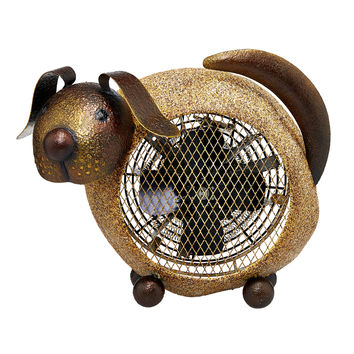 Figurine Heater Fan - Dog