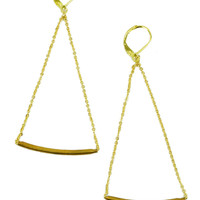 Chauncey Bar Earrings