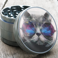 Herb Grinder | Scat Cat | Shape Remix Grinders | Custom Designed Grinder