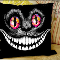 Alice In Wonderland Cat Eye Nebula - Pillow Cover and Pillow Case.