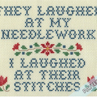 Stitches - Instant Pattern