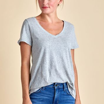 Z Supply Perfect Vneck Tee