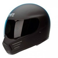 RX6 Evo Matt Black | Craft | Helmets and Visors | Designer Helmets