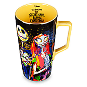 Nightmare Before Christmas Latte Mug
