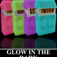 Super Glow In The Dark Cigarette Case ( King Size & 100's )