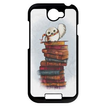 Hedwig Owl Harry Potter HTC One S Case