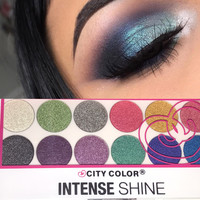 Intense Shine Eye Shadow Palette by City Color