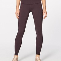 """lululemon"" Wunder Under Gym Yoga Running Sports Leggings Pants"