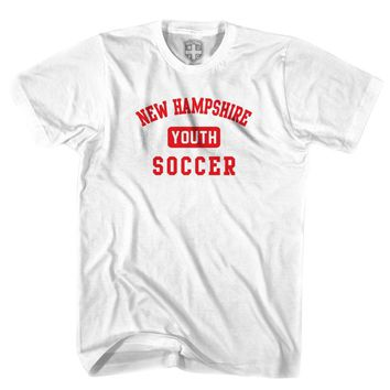 New Hampshire Youth Soccer T-shirt