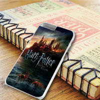 Harry Potter 7 Teaser Magic And The Deathly Hallows iPhone 6 Plus   iPhone 6S Plus Case