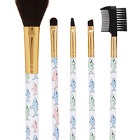 Love Bites Makeup Brush Set