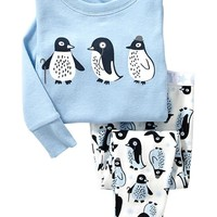 Penguin PJ Sets for Baby