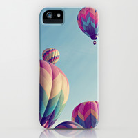 the higher we soar iPhone & iPod Case by Shannonblue